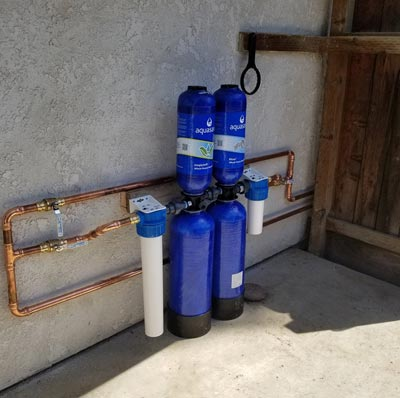 Whole House Water Treatment Systems